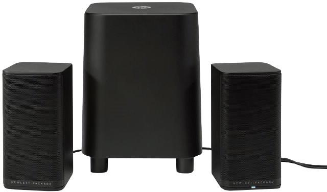 HP S7000, 2.1, černá