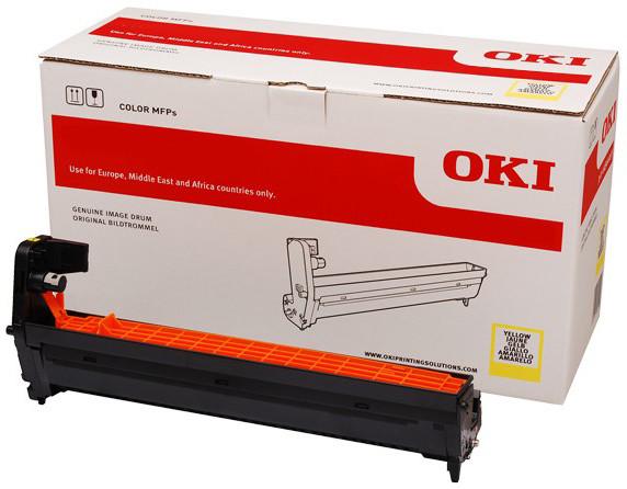OKI 46507413, (30000 str.), yellow