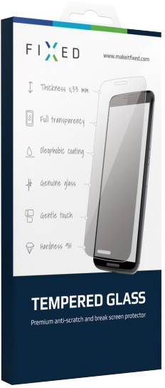 FIXED ochranné tvrzené sklo pro LG G3, 0.33 mm