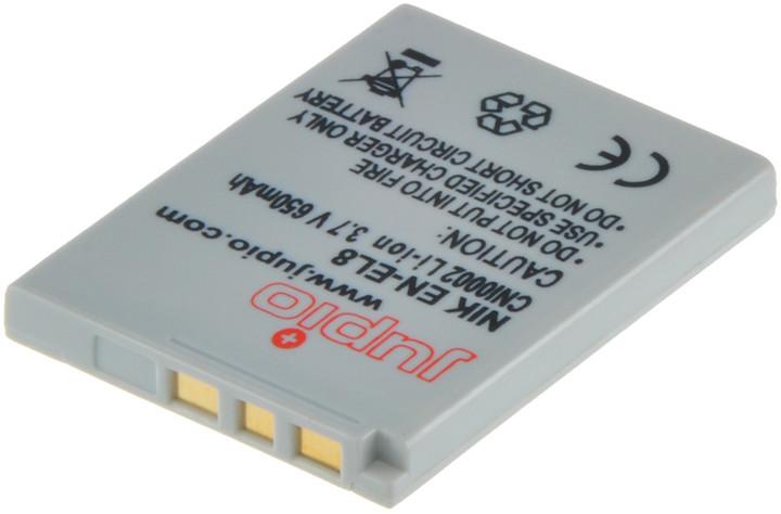 Jupio EN-EL8 akumulátor pro Nikon