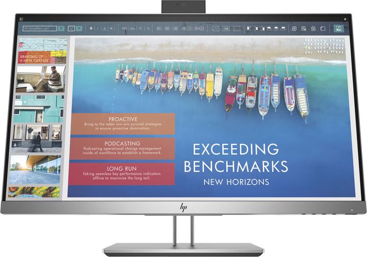 "HP EliteDisplay E243d - LED monitor 23,8"""