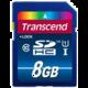 Transcend SDHC 300X 8GB Class 10 UHS-I