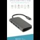 EPICO USB Type-C Hub Multi-Port 4k HDMI & Ethernet - space grey/black