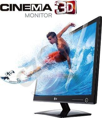 24854a723 LG Flatron D2342P-PN - 3D LED monitor 23