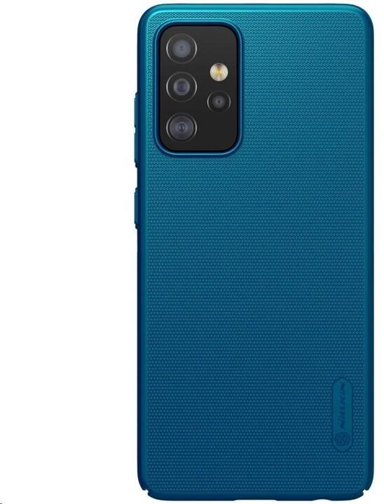Nillkin zadní kryt Super Frosted pro Samsung Galaxy A52/A52s/A52 5G, modrá