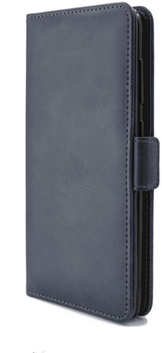 EPICO flipové pouzdro ELITE FLIP pro Nokia 3.4, tmavě modrá