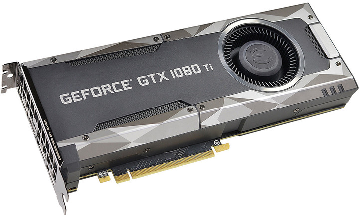 EVGA GeForce GTX 1080 Ti GAMING, 11GB GDDR5X