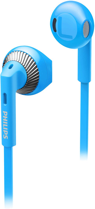 Philips SHE3200BL/00, modrá