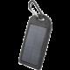 Forever PB-016 5 000 mAh, solární, černá