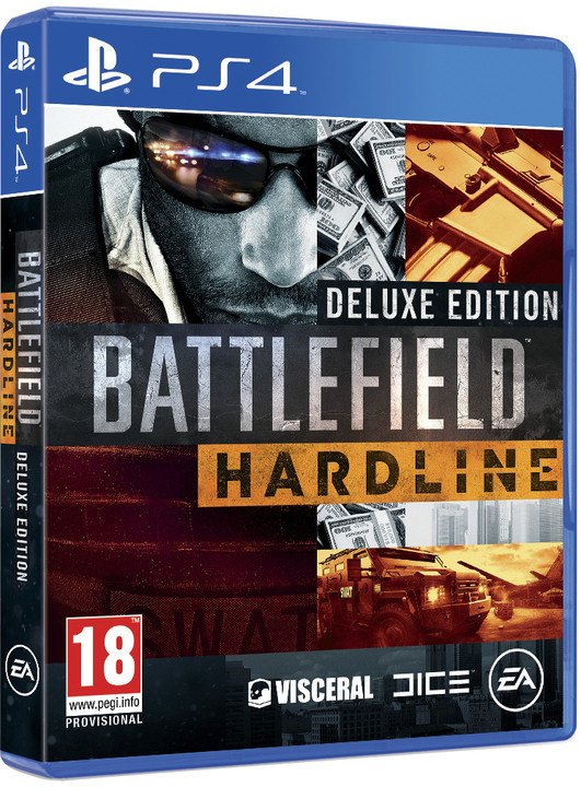 Battlefield: Hardline - Deluxe Edition - PS4