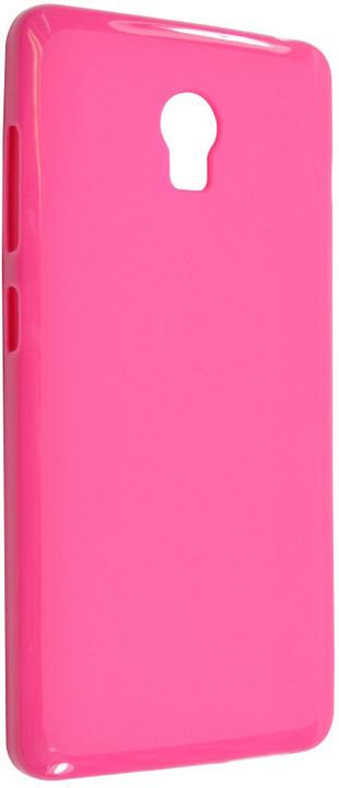 FIXED pouzdro pro Lenovo Vibe P1, růžová