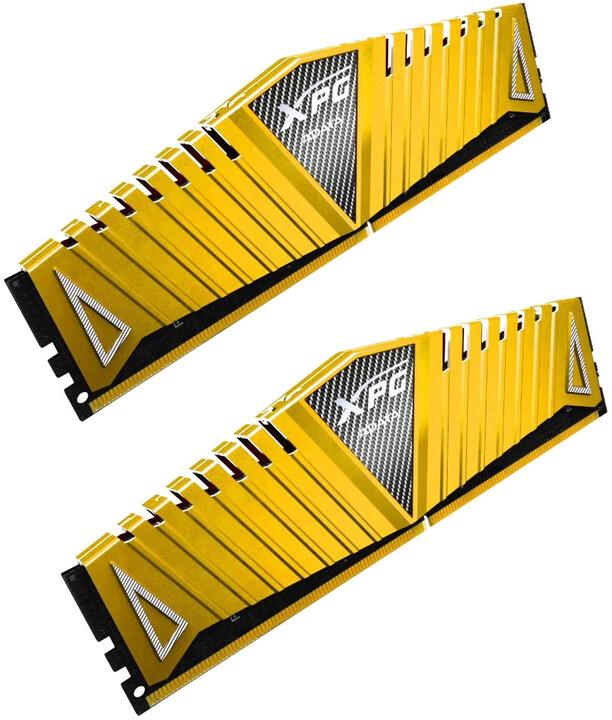 ADATA XPG Z1 16GB (2x8GB) DDR4 3000, zlatá