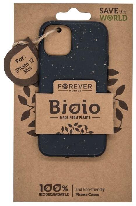 """FOREVER zadní kryt Bioio pro iPhone 12 mini (5.4""""), černá"""