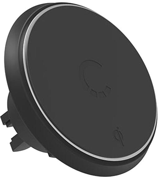 Cygnett MagMount Qi Wireless 7.5W Car Charger - bezdrátová nabíječka - držák