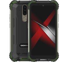 DOOGEE S58 PRO, 6GB/64GB, Green - DOOGEES58PROGR