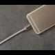Belkin Prémiový Kevlar kabel, 2.4A, zlatý