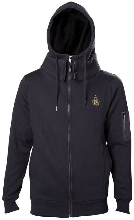 Mikina Assassins Creed: Origins - Crest Logo, Double Layered (M)