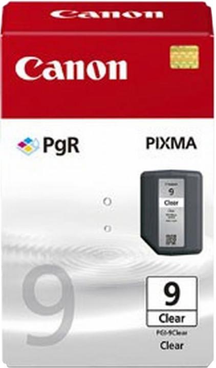 Canon PGI-9, clear