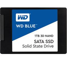 """WD SSD Blue 3D NAND, 2,5"""" - 1TB  + 100Kč slevový kód na LEGO (kombinovatelný, max. 1ks/objednávku)"""