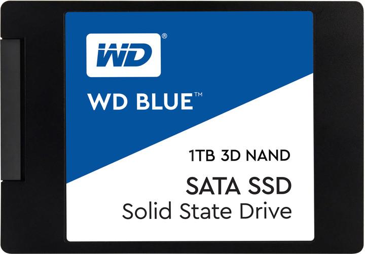WD SSD Blue 3D NAND - 1TB