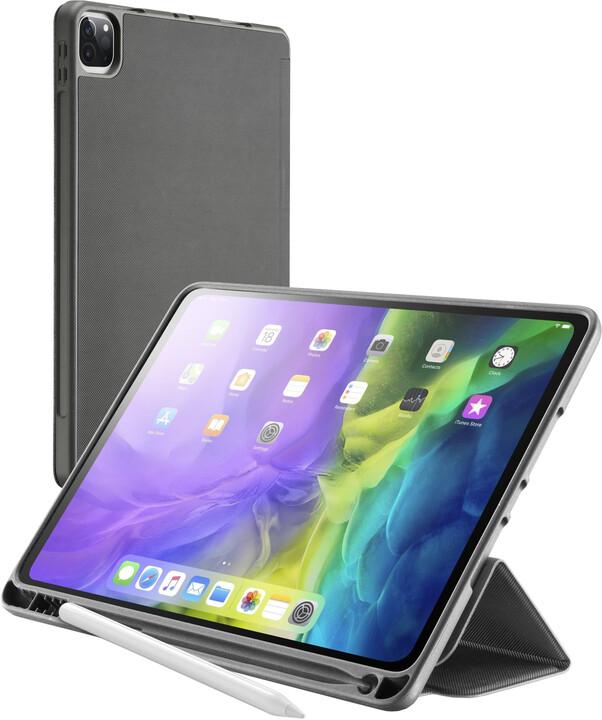 """CellularLine pouzdro Folio Pen pro iPad Pro11"""" (2020), se stojánkem, černá"""