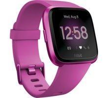 Fitbit Versa Lite, fialová Kuki TV na 2 měsíce zdarma