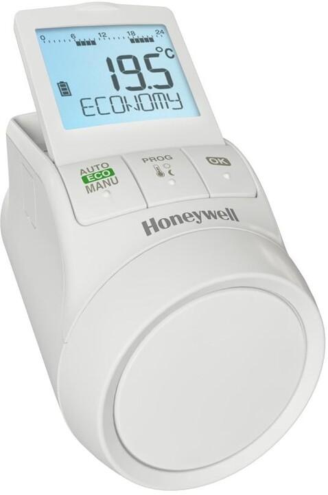 Honeywell TheraPro HR90EE, autonomní termostatická hlavice