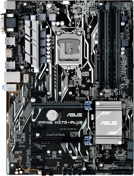 ASUS PRIME H270-PLUS MINING - Intel H270