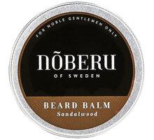Balzám Noberu, na vousy, santalové dřevo, 30 ml - 7350092200110