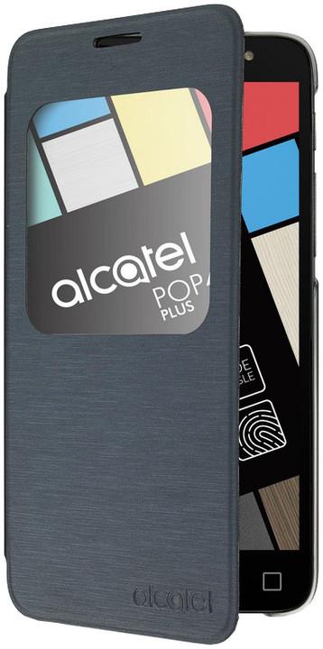 ALCATEL flipové pouzdro pro AF5056 Aero POP 4+, černá