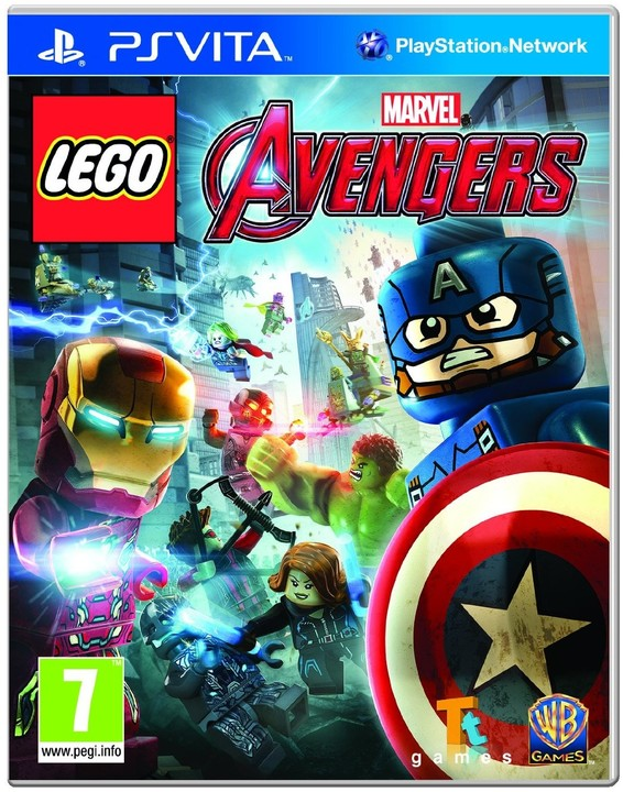 LEGO Marvel's Avengers (PS Vita)