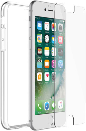 Otterbox průhledné ochranné pouzdro + sklo na displej pro iPhone 7