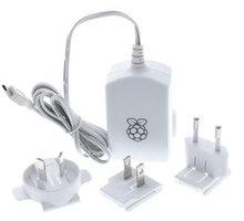 Raspberry Pi napájecí adaptér 2,5A pro Rpi 3 - RB-Netzteil3-W