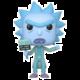 Figurka Funko POP! Rick and Morty - Hologram Rick Clone