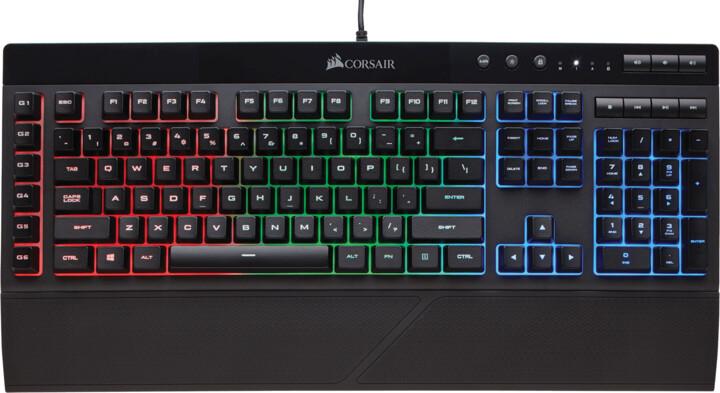 Corsair K55 RGB, US