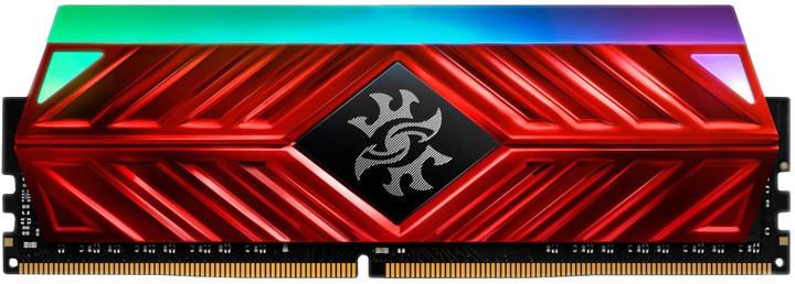 ADATA XPG SPECTRIX D41 8GB DDR4 3000, červená