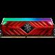 ADATA XPG SPECTRIX D41 8GB DDR4 2666, červená