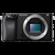 Sony Alpha 6100, tělo, černá