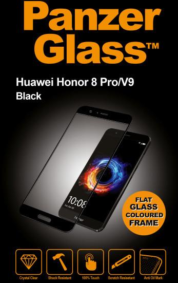 PanzerGlass Edge-to-Edge pro Honor 8 Pro, černé