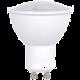 Solight LED žárovka, bodová , 7W, GU10, 3000K, 500lm, bílá