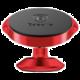 Baseus magnetický držák na telefon do auta Small Ears (Vertical Type), červená