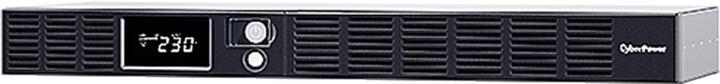 CyberPower GreenPower Office LCD II RM UPS 600VA/360W IEC