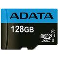 ADATA Micro SDXC Premier 128GB 85MB/s UHS-I U1 + SD adaptér