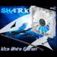 AeroCool Shark Fan, 120 mm, bílá