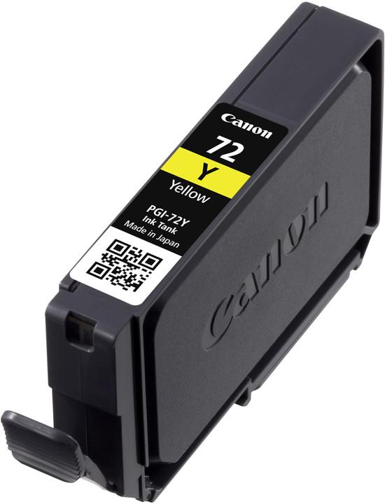 Canon PGI-72 Y, žlutá