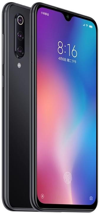 Xiaomi Mi 9SE, 6GB/64GB, černá