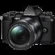 Olympus E-M5 Mark II + 14-150 II, černá/černá  + Objektiv Olympus M. ZUIKO DIGITAL 45mm f/1.8, černá v ceně 8 499 Kč