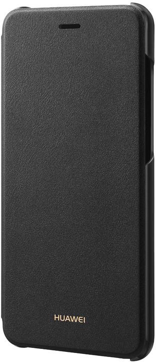 Huawei FLIP CASE pouzdro pro Huawei P9 Lite 2017, černé