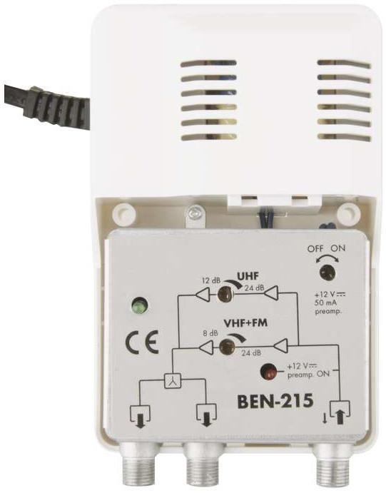 Emos zesilovač širokopásmový BEN 215