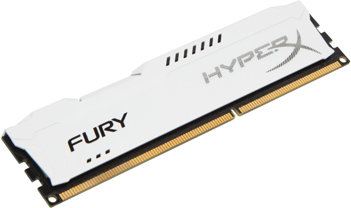 Kingston HyperX Fury White 8GB DDR3 1866